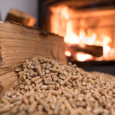 chauffage poêle à bois ou granules