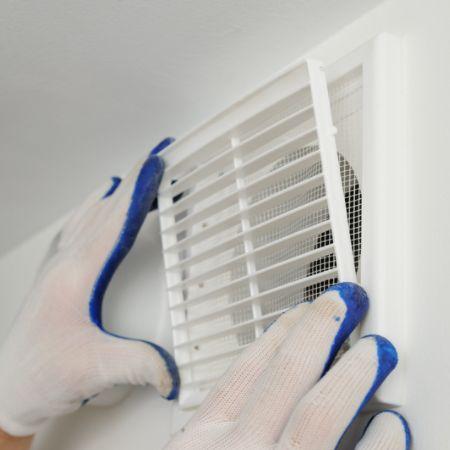 VMC simple flux ventilation Roanne